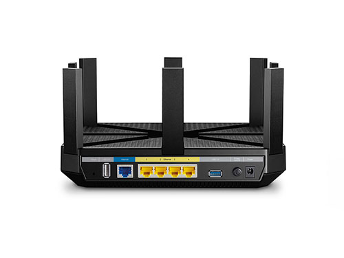 TP-Link's AC5400 router