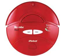 Roomba Red