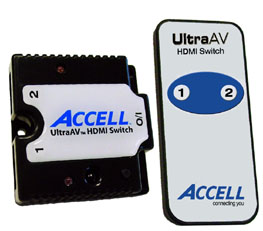 Accell HDMI Switcher