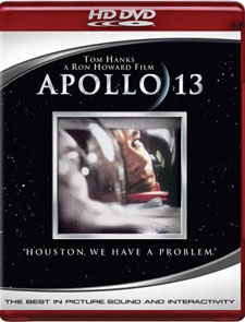 Apollo 13 in HD DVD