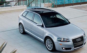 TechnoFile drives the Audi A3
