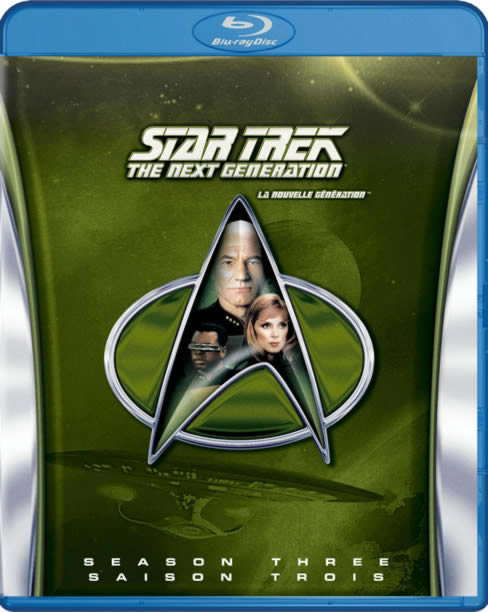 Star Trek TNG Season 3