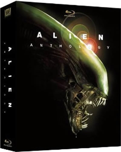 The Alien Anthology