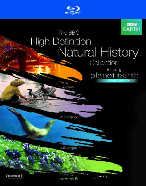 BBC HD Natural History Collection