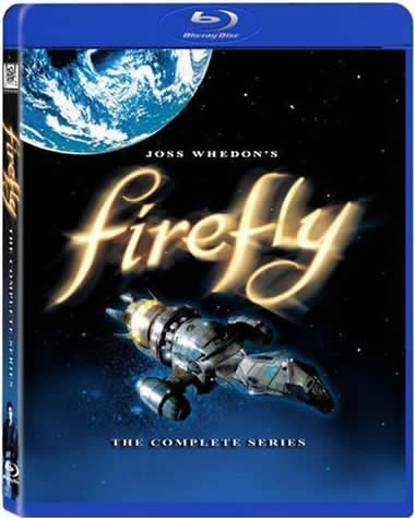 Firefly on Blu-ray disc