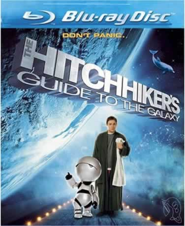 Hitchhiker's guide movie sequel
