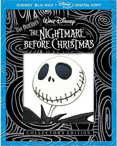 TechnoFile reviews The Nightmare Before Christmas on Blu-ray Disc
