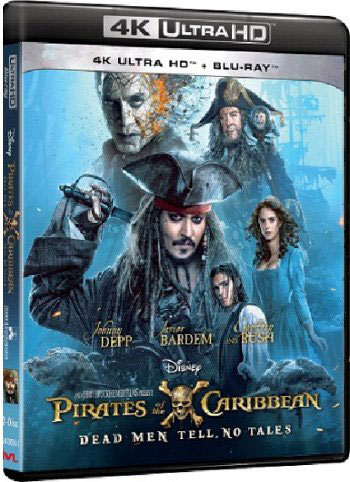 Pirates: Dead Men tell no Tales