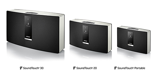 Bose SoundTouch family