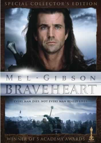 mel gibson braveheart. Mel Gibson#39;s epic tale of
