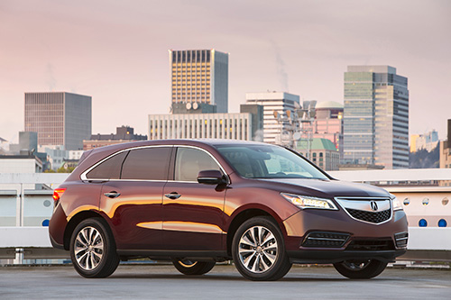 Acura MDX - click on the image for a slideshow