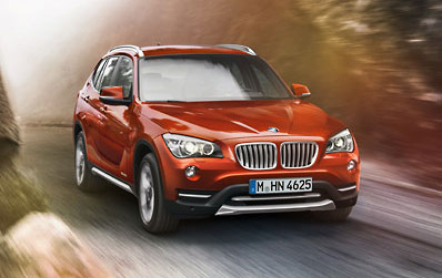 BMW X1 - click for a slideshow