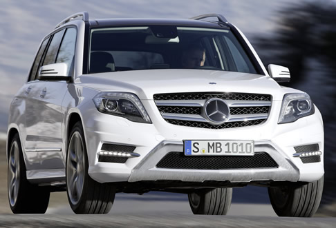 TechnoFile drives the Mercedes-Benz GLK 350
