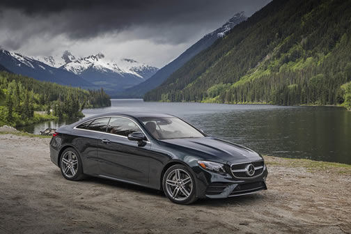 Mercedes-Benz E 400 Coupe