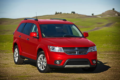 Dodge Journey - Click to open a slideshow