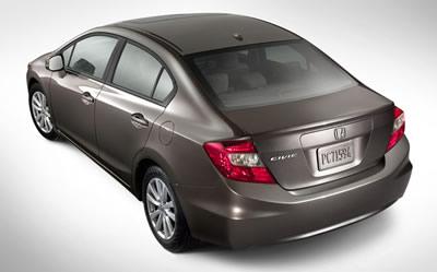 Technofile Drives The 2012 Honda Civic Sedan