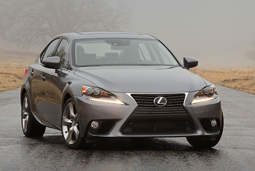 Lexus IS 250 - Click on the image to open a slide show