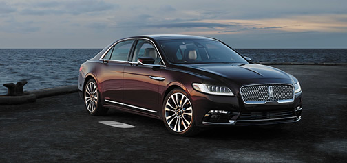 TechnoFile drives the 2017 Lincoln Continental