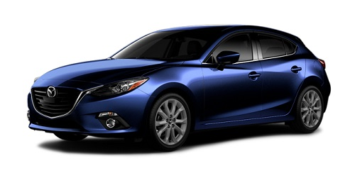 Mazda3 Sport - Click on the image to open a slideshow