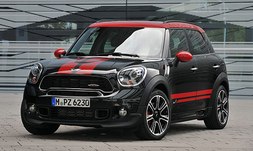 Mini Countryman - Click on the image to open a slide show