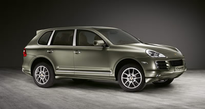 Technofile Drives The 2009 Porsche Cayenne V6