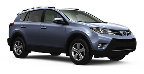 Toyota RAV4 (Click to open a slideshow in a new window)