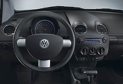 VW New Beetle Convertible