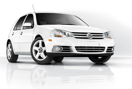VW Golf City
