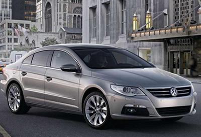 TechnoFile drives the Volkswagen Passat CC