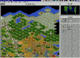 Civilization II screen shot