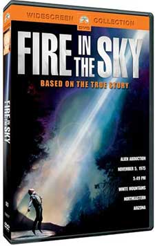 Fire in the Sky on DVD