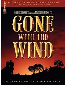 Gone with the Wind on DVD