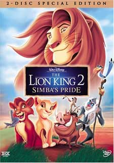 The Lion King 2: Simba s Pride