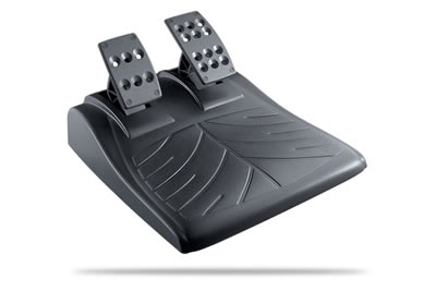 Logitech Driving Force GT pedals
