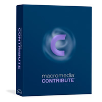 Macromedia Contribute Box