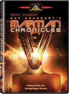 The Martian Chronicles on DVD