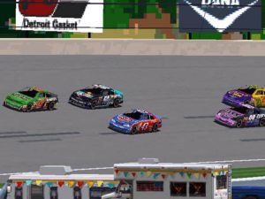 Hot and Heavy Racing with NASCAR 2
