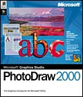 Microsoft PhotoDraw 2000