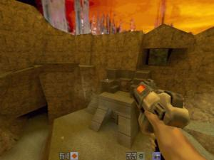 Quake2 screen