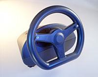 CH Products' Racing Wheel