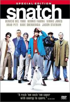 technofile reviews quotsnatchquot on dvd