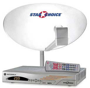 Star Choice Satellite Canada http://www.technofile.com/articles/star_choice_hd.html