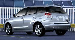 Technofile Reviews The Toyota Matrix Trd