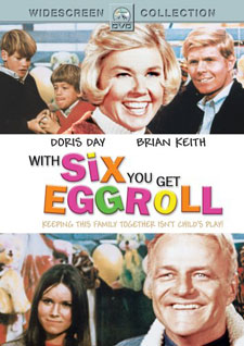 With Six You Get Eggroll on DVD