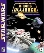 Lucasarts' X-Wing Alliance